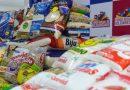 Campanha do Fundo Social de Solidariedade arrecada alimentos para afetados com isolamento