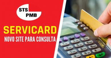 Comunicado | Site para consultar saldo do cartão ServiCard mudou. Confira o novo endereço!
