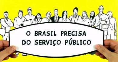 """Vídeo do Sinafresp mostra """"A verdade sobre o funcionalismo no Brasil"""". Assista e compartilhe!"""